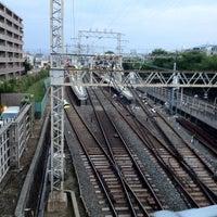 Photo taken at Fukakusa Station (KH33) by 緋色 有. on 6/24/2013