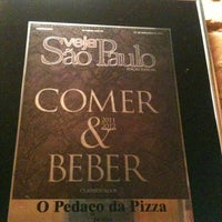 Photo prise au O Pedaço da Pizza par Fulvio M. le6/6/2013