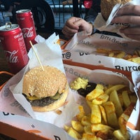 Photo taken at Burger@ by Anil C. on 6/30/2018