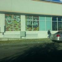 Photo taken at Little Caesars Pizza by Yolanda P. on 11/8/2013