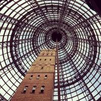 Photo taken at Melbourne Central by Marcela U. on 10/7/2012