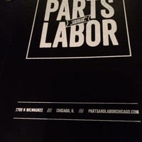 Photo taken at Parts and Labor by Patty K. on 1/24/2014