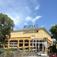 Photo taken at Portal Rosario Shopping by Fernando M. on 1/28/2013
