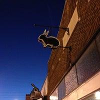 Photo taken at White Rabbit Cabaret by Joel C. on 9/30/2012