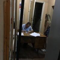 """Photo taken at УМВД по г. Симферополю отдел полиции 3 """"Центральный"""" by T.A. B. on 8/7/2017"""