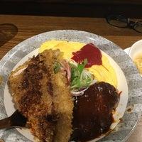 Photo taken at レストラン ハッスル by 朝グラ 伊. on 6/24/2017