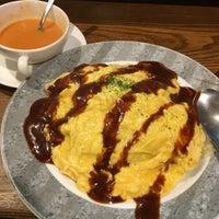 Photo taken at レストラン ハッスル by 朝グラ 伊. on 8/4/2017