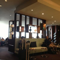 Photo taken at Etihad First Class Lounge & Spa by Evelyn T. on 2/4/2013
