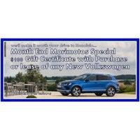 Das Foto wurde bei Honolulu Volkswagen von Klinton K. am 3/27/2015 aufgenommen