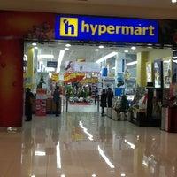 Photo taken at hypermart by lina k. on 12/18/2012