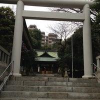 Photo taken at 大塚天祖神社 by Yutaka K. on 2/27/2013