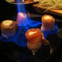 Photo taken at Mori Sushi by Luana K. on 1/8/2013