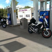 Photo taken at Esso by Meg S. on 8/5/2013