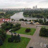 Снимок сделан в Измайлово «Гамма-Дельта» / Izmailovo Gamma Delta Hotel пользователем Ахат Р. 7/29/2013