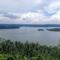 Photo taken at The Lodge At Lake Guntersville State Park by Lacey H. on 7/21/2013