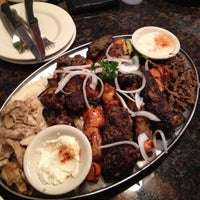Photo taken at Makarios Kabobs & Grill by Lacey H. on 5/4/2013