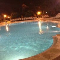 Photo taken at Congress Park Pool by The Fabe on 7/26/2013