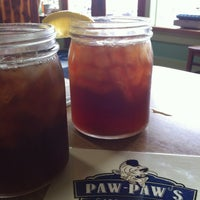 Photo taken at Paw-Paw's Catfish House by Dave Q. on 3/28/2013