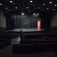 Photo taken at Teatro Julio Prieto by José Carlos B. on 6/15/2013