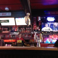 Photo taken at State Street Brats by Katie G. on 1/5/2013