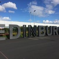 Photo taken at Edinburgh Airport (EDI) by Ellie K. on 9/25/2016
