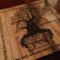 Photo taken at Burley Oak Brewing Company by Tim T. on 7/14/2013