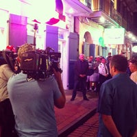 Photo taken at Turtle Bay On Bourbon by Mike V. on 10/31/2012