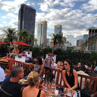 Foto tirada no(a) 230 Fifth Rooftop Lounge por Mike V. em 7/26/2013