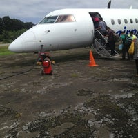 Photo taken at Jolo Airport by Mon C. on 1/16/2013
