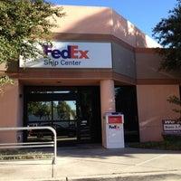 Photo taken at FedEx Ship Center by Edward P. on 9/30/2013