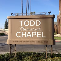 Photo taken at Todd Memorial Chapel by Edward P. on 10/20/2014