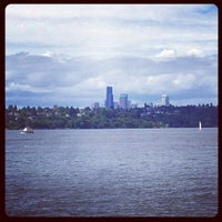 Photo prise au Seward Park Loop par Nick P. le8/17/2013