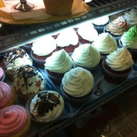 Photo taken at Fluff Bakery & Catering by NatKP on 10/14/2012