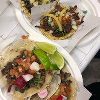 Foto tomada en Los Tacos No. 1 por Lu Y. el 2/19/2018