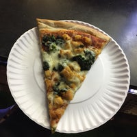 Photo taken at 99¢ Pizza Spot by Lu Y. on 3/11/2017