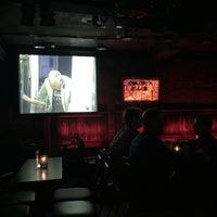 Photo taken at Comedy Cellar at The Village Underground by Lu Y. on 9/1/2017