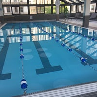 Photo taken at The pool @ River Plaza by Lu Y. on 6/5/2017