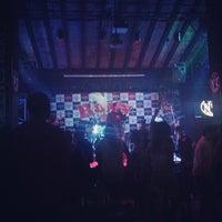 Photo taken at Club Roxy by Felipe G. on 2/16/2014
