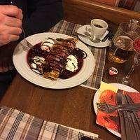 Photo taken at Restaurace U Bílého koníčka by Martin H. on 12/9/2016