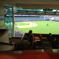 Photo taken at Mountain Ranch Club at Coors Field by Bill S. on 5/18/2013