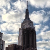 Photo taken at Broadway Pedestrian Mall - 39th St to 42nd St by David ⭐️ K. on 10/14/2014