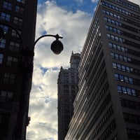 Photo taken at Broadway Pedestrian Mall - 39th St to 42nd St by David ⭐️ K. on 9/27/2013