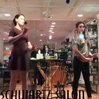 Photo taken at Schwartz Salon by David ⭐️ K. on 12/4/2015