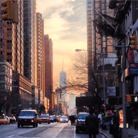 Photo taken at Broadway Pedestrian Mall - 39th St to 42nd St by David ⭐️ K. on 1/2/2015