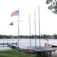 Photo taken at Spring Lake Yacht Club by Lisa Rose S. on 5/26/2013