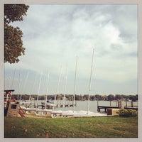 Photo taken at Spring Lake Yacht Club by Lisa Rose S. on 10/12/2013