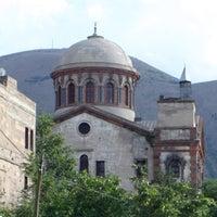 Photo taken at Panaya Rum Kilisesi by Mustafa E. on 11/3/2013