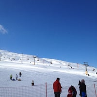Photo taken at Erciyes Arlberg Sport by Mustafa E. on 12/9/2012