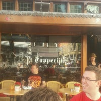 Photo taken at 't Tapperijke by Dries H. on 9/10/2016