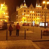 Photo taken at Republic Square by Aleksandr B. on 10/9/2012